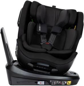 Kidsriver 'Premium Comfort i-Size' Autositz Schwarz, 0 bis 36 kg