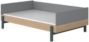 FLEXA 'Popsicle' Sofabett 120 x 200cm, Blaubeere
