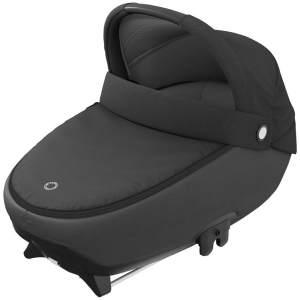 Maxi-Cosi 'Jade' Babywanne 2020 Essential Black von 0-9 kg (Gruppe 0+), auch für Autofahrten nutzbar