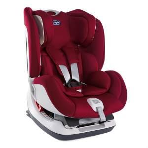 Chicco Seat-Up 012 Kinderautositz, red passion