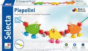 Selecta - Piepolini, Wagenkette