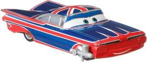 Auswahl Fahrzeuge | Modelle 2020 | Disney Cars 3 | Cast 1:55 Autos | Mattel Ramone Metallic Union Jack