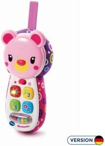 VTech Baby 80-502754 -Bärchenfon pink