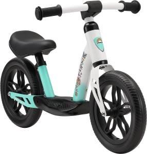 Bikestar Kinderlaufrad 10 Zoll Eco Classic Weiss