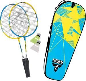 Talbot Torro Unisex Jugend Badminton Set, 2-Attacker Junior, 449501