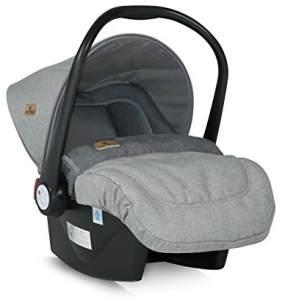 Lorelli 10070301843Autositz Baby'Cosy Gruppe 0+ Lifesaver grau