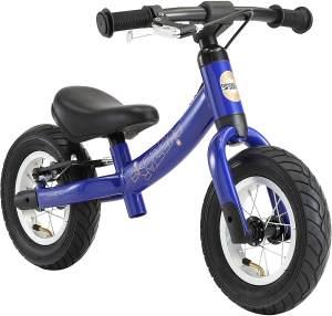 BIKESTAR Kinder Laufrad Lauflernrad Kinderrad für Jungen und Mädchen ab 2-3 Jahre | 10 Zoll Sport Kinderlaufrad | Risikofrei Testen