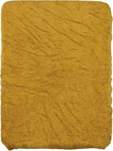 Pericles wickelauflage 70 cm Bambus/Polyester ockergelb