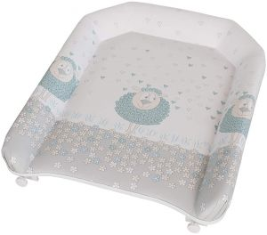 Geuther - Wickelplatte 4814 für jede Kinderbettbreite, zum auflegen, Schaf