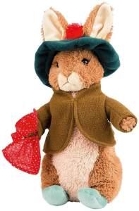 Enesco A26419 Beatrix Potter Plüsh, Benjamin Bunny, groß