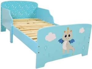 Fun House 'Drache' Kinderbett 70x140