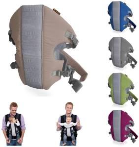 Lorelli 10010080005 Baby Träger Entdeckung, mehrfarbig