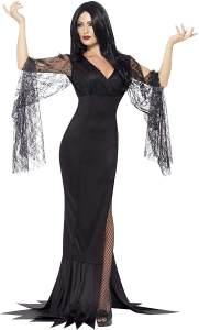 Halloween! Smiffys Kostüm Unsterbliche Seele, mit Kleid