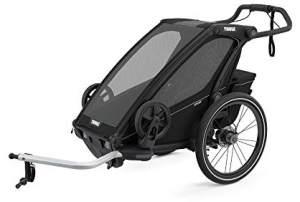 Thule 'Chariot Sport 1' Fahrradanhänger 2021 Midnight Black, 1-Sitzer