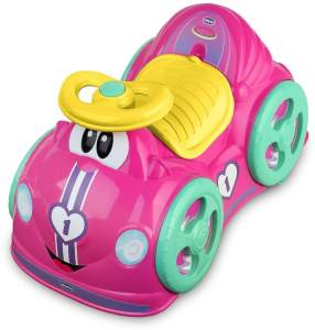 Chicco 00007347010000 Ride On All Around, mehrfarbig