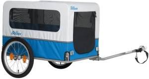 XLC Doggy Van BS-L04- Hundeanhänger 16 Zoll mit Seiteldeichsel- Max 30kg