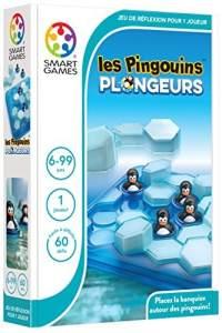 SmartgamesSG 431Penguins Divers - Puzzle- und Platzierungsspiel