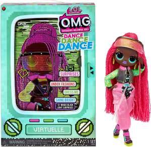 L. O. L. Surprise OMG Dance Doll- Virtuelle
