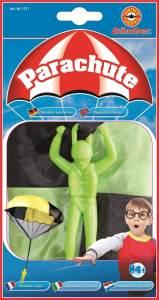 Paul Günther - Parachute Wurfspiel, 46 cm, 1 Stück, farblich sortiert
