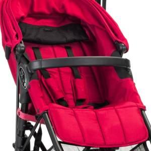Baby Jogger BJ92301 verstellbar Massivgoldkugel Zip, schwarz