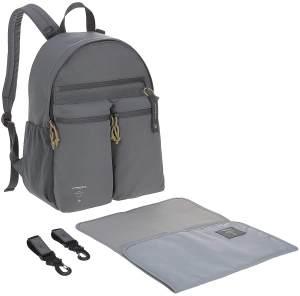 Lässig CAS Urban Backpack (2 Farben) Anthracite