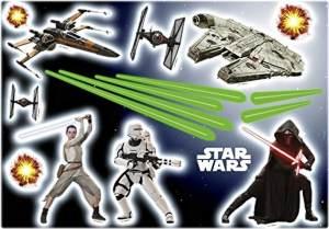 Komar Wandtattoo Star Wars