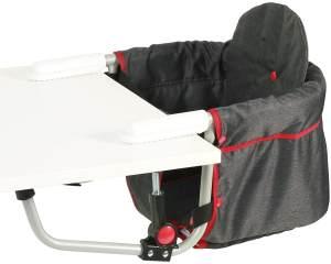 CHIC 4 BABY 350 20 Tischsitz RELAX, Jeans, grau