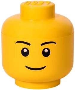 Room Copenhagen 4032 40321724 Lego Aufbewahrungskopf, Junge, Large