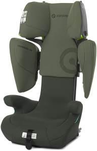 Concord 'Transformer iTech' Autokindersitz 2021 Fir Free Green, 9 bis 36 kg (Gruppe 1/2/3)