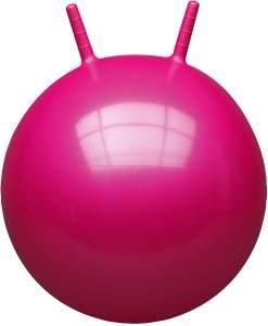 John 59008 - Sprungball Einfarbig (45-50 cm) - Hopperball, Hüpfball, Springball, Hopper Ball für Drinnen & Draußen - wiederaufblasbar, robust - Fitness für Kinder