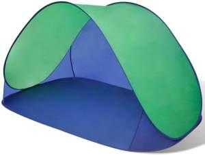 Außen Strandzelt Zelt wasserdicht Sonnendach Grün