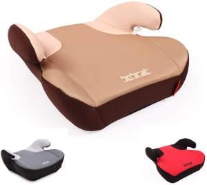 Kindersitz Bobcat Gruppe 2/3 (15-36 kg) von 4 bis 12 Jahre geeignet braun