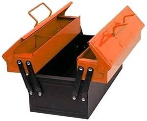 Corvus A600027 Werkzeugkasten in orange