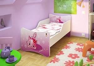 Best For Kids 'Little Kitty' Kinderbett 90 x 200 cm