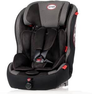 HEYNER MultiRelax Aero Fix Kindersitz Pantera Black