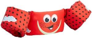 Sevylor Schwimmflügel Puddle Jumper für Kinder und Kleinkinder von 2-6 Jahre, 15-30kg, Schwimmscheiben, melone