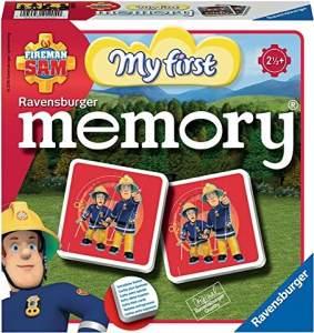 Ravensburger Fireman Sam Mein erstes Memory, 00.021.204
