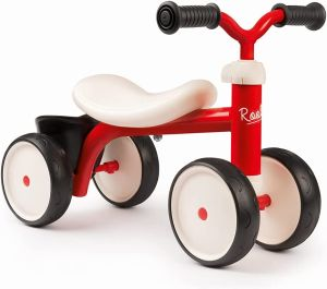 Smoby Rutschrad Rookie Rot