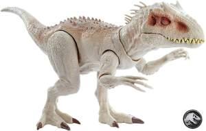 Mattel - Jurassic World - Fressender Kampfaction Indominus Rex