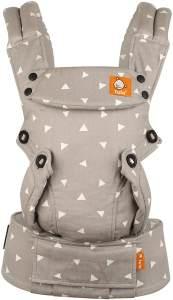 TULA Expore Sleepy Dust Babytrage, ergonomisch, verstellbar, mit vorderer Position, geeignet für das Wachstum mit Ihrem Baby von 3, 2 bis 20, 4 kg ohne Baby-Kissen, 5903050383824