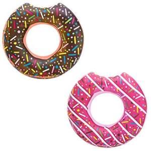 """Bestway Schwimmring """"Donut"""", 107 cm - 1x Schwimmring, zufällige Farbauswahl"""