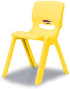 Jamara 'Smiley' Kinderstuhl, gelb