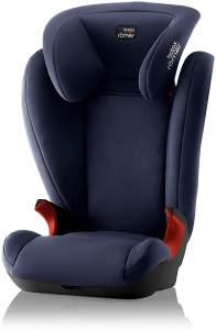 Britax Römer Kindersitz 3,5 - 12 Jahre I 15 - 36 kg I KID II Autositz Gruppe 2/3 I Moonlight Blue