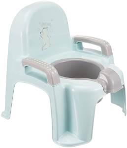 BabyJem Töpfchen Toilettentrainer Potty Blau
