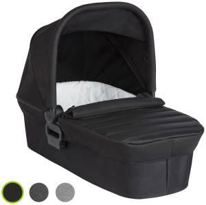 Baby Jogger Zusammenfaltbare Babywanne | für City Elite2 | Jet (schwarz)