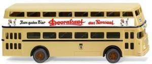 Wiking Doppeldeckerbus D2U (Büssing) Doornkaat
