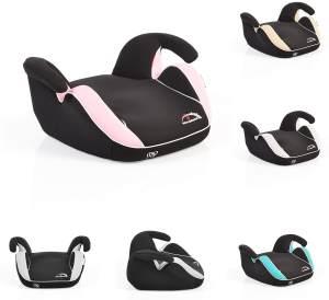 Kindersitz Adventure Gruppe 2/3 (15-36 kg) bis ca. 11 Jahre verwendbar, Farbe:pink