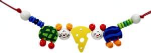 Hess-Spielzeug Wagenkette 2 Mäuschen