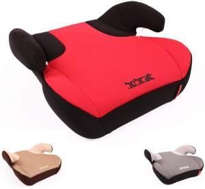 Kindersitz Bobcat Gruppe 2/3 (15-36 kg) von 4 bis 12 Jahre geeignet rot