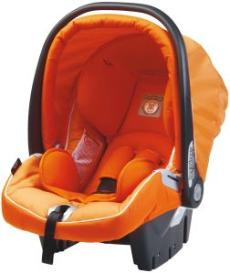 Peg Perego A1PVT3GT48 Babyschale Primo Viaggio Tri-Fix ASIP - Apricot